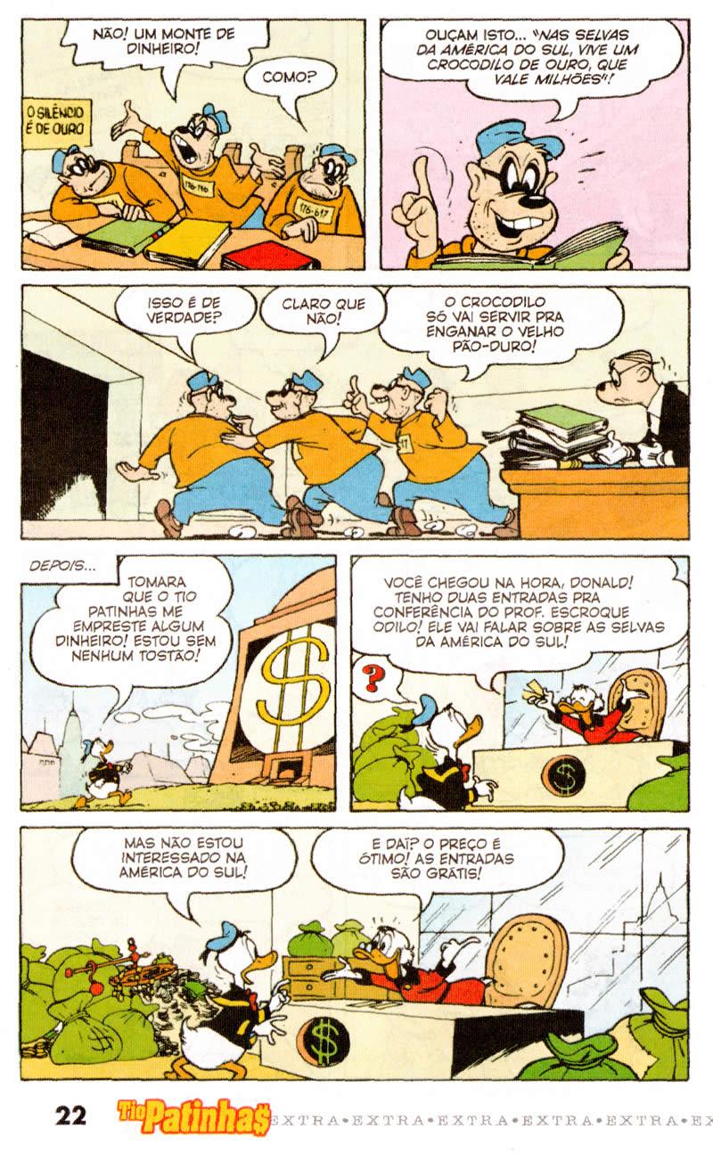Tio Patinhas Extra nº 07 (Fevereiro/2012) (c/prévia) TPEX0706