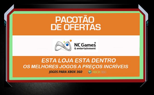 Photo of Pacotão de Ofertas da NC Games no Ponto Frio