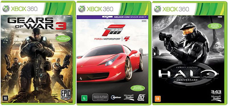 Photo of Opa! Gears, Halo e Forza em promo no Pinguim!