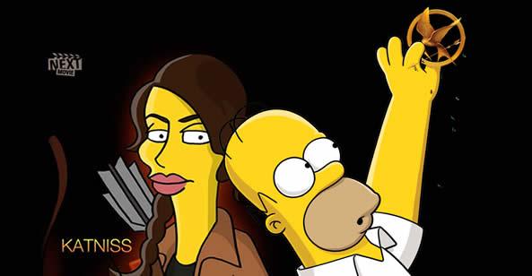 Photo of Os Simpsons Vorazes!