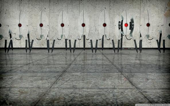 Photo of Wallpaper do dia: Portal!