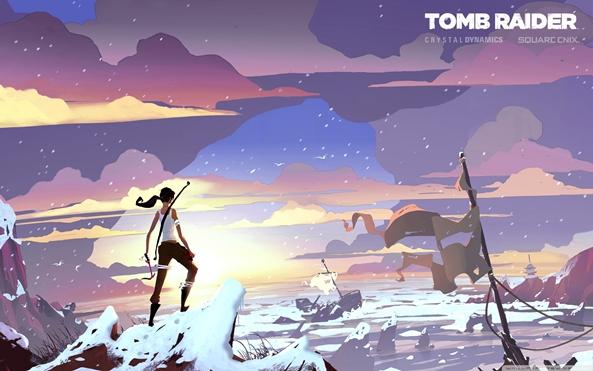 Photo of Wallpaper do dia: Tomb Raider!