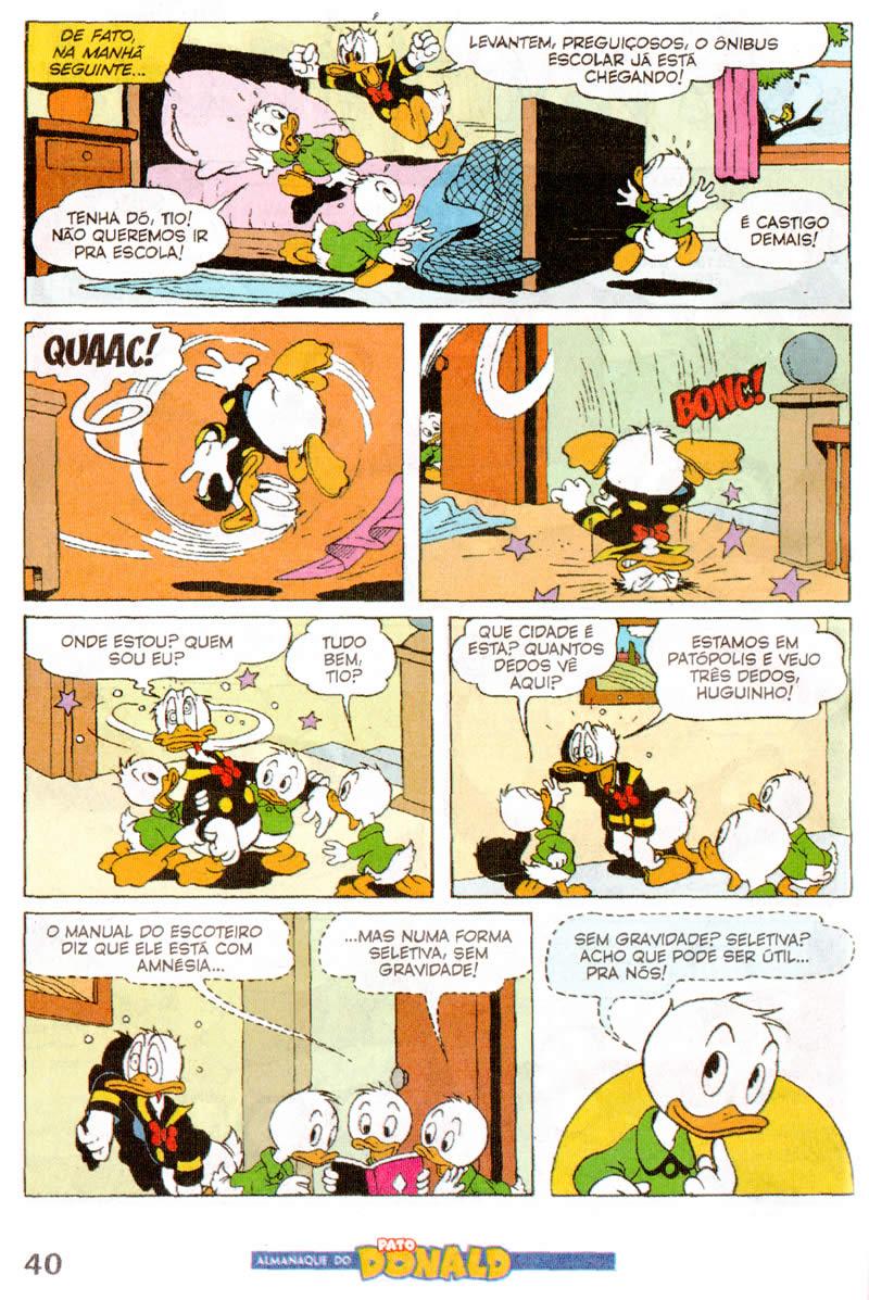 Almanaque do Pato Donald nº 07 (Abril/2012) (c/prévia) ALPD0708