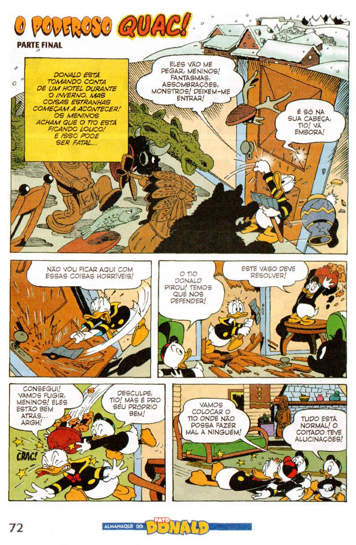 Almanaque do Pato Donald nº 07 (Abril/2012) (c/prévia) ALPD0713
