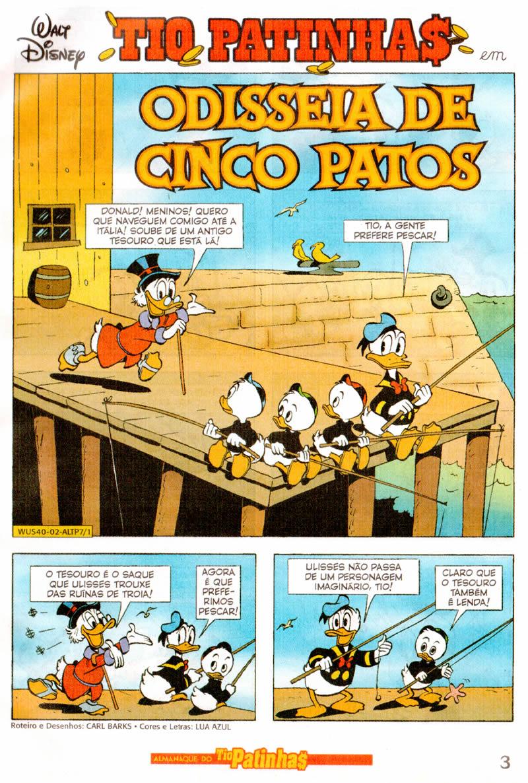Almanaque do Tio Patinhas nº 07 (Abril/2012) (c/prévia) ALTP0701