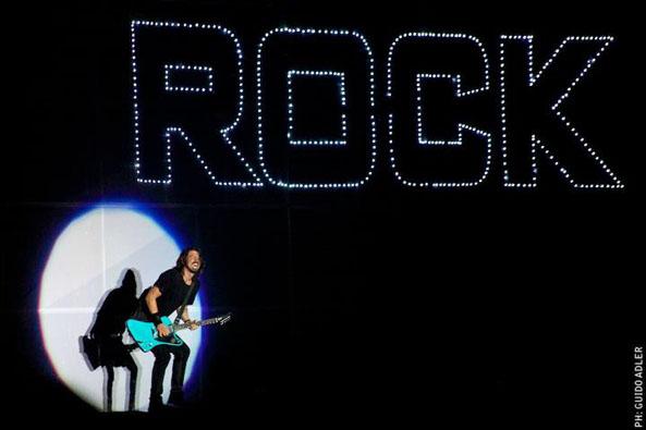 Photo of Foo Fighters no Quilmes Rock – Eu Fui!