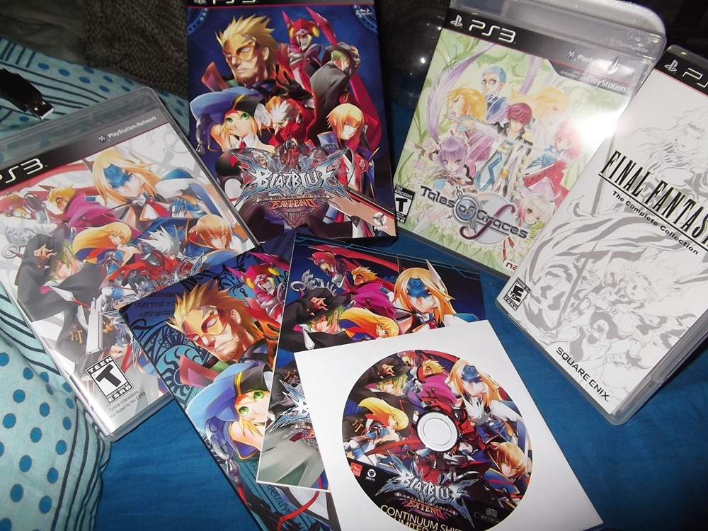 Photo of Dia de correio: BlazBlue, Tales e Final Fantasy!