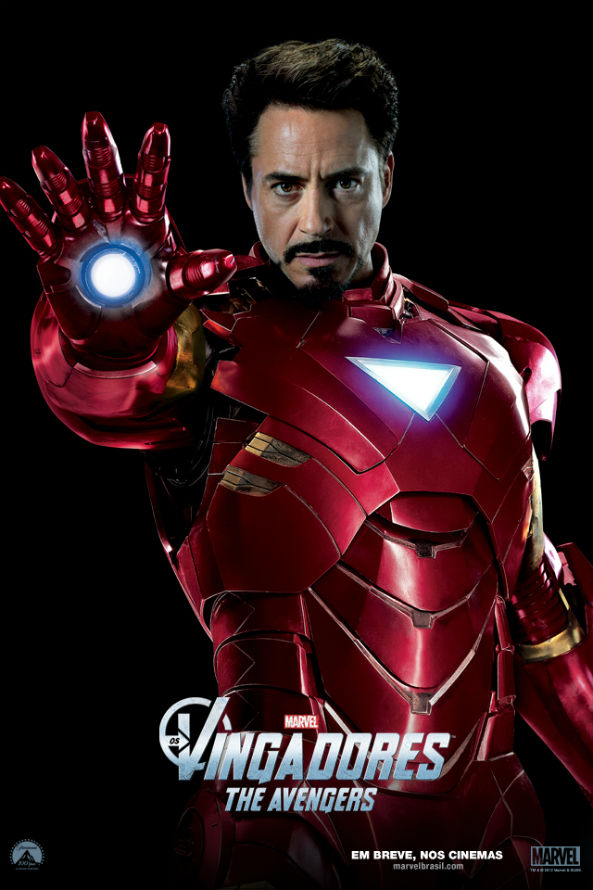 Photo of Os Vingadores: Homem de Ferro