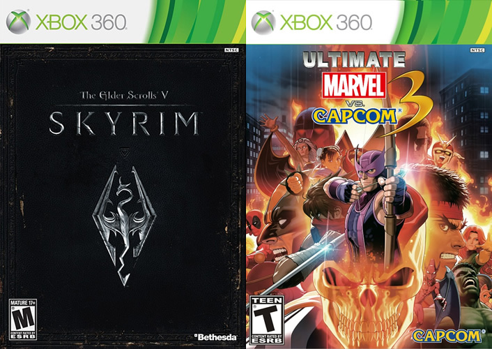 Photo of Skyrim e outros ótimos games por 99 patacas!