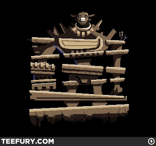 Photo of Camisas do dia: Shadow of the Colossus e FF8!