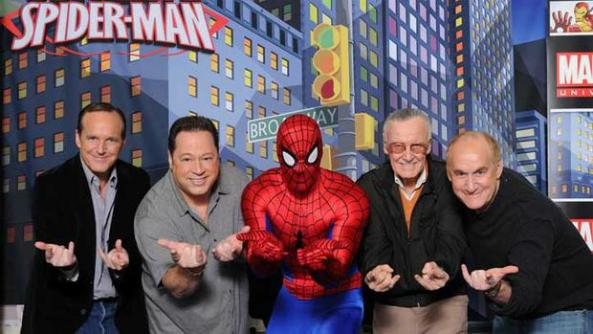ultimate spider man Ultimate Spider Man estréia no Disney XD