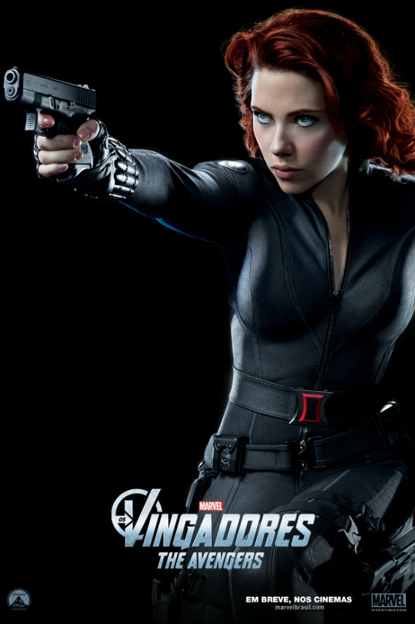 Os Vingadores: Viúva Negra
