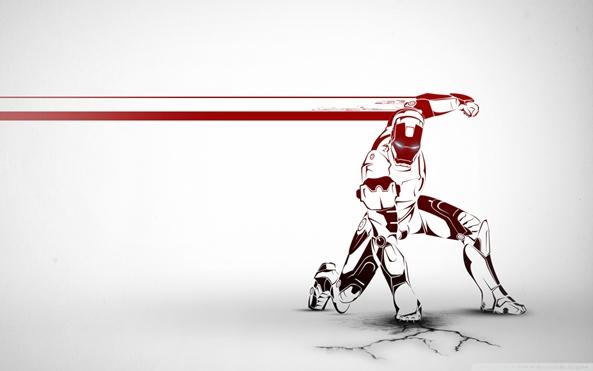 Photo of Wallpaper do dia: Iron Man!