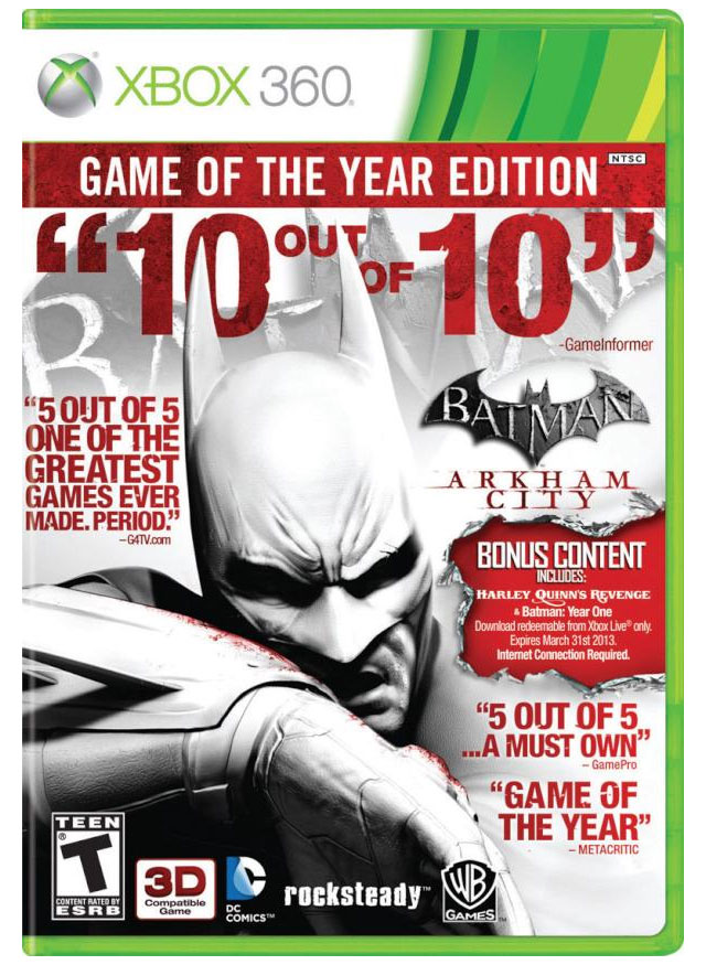 Photo of Semana em Games: Batman Arkham City GOTY!