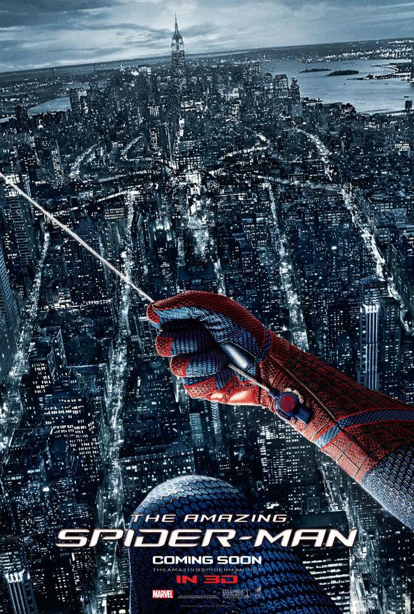 4 minutos de O Espetacular Homem-Aranha!