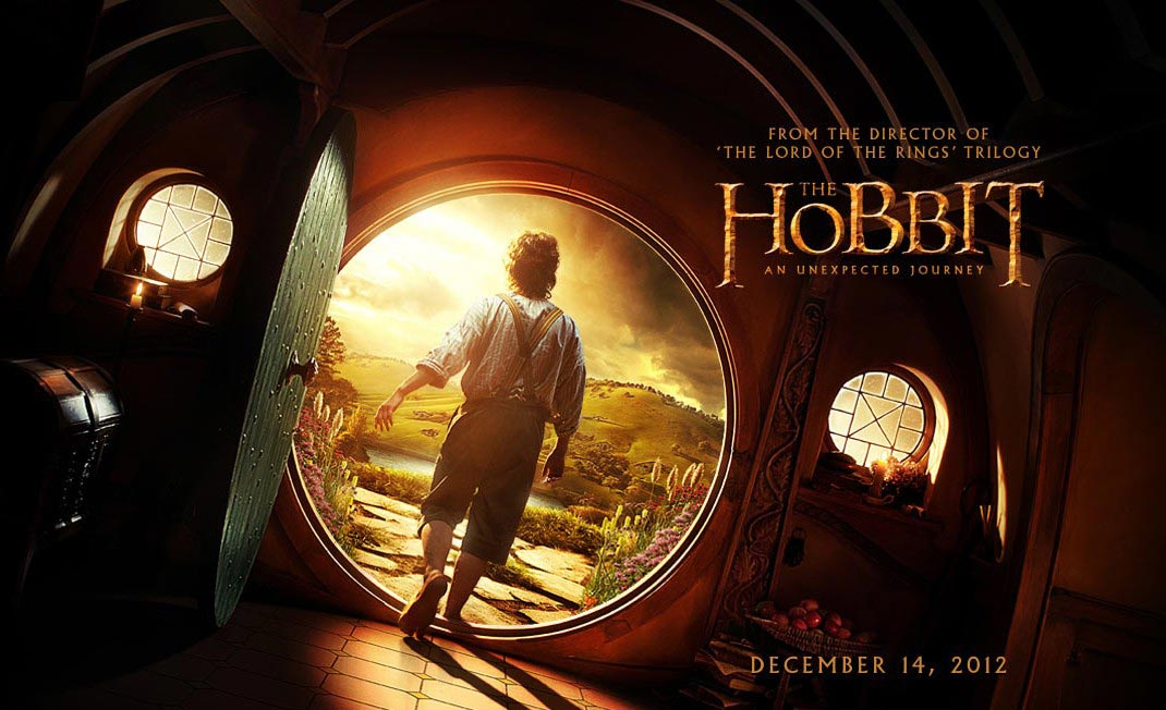 Photo of Filmes do ano: The Hobbit!