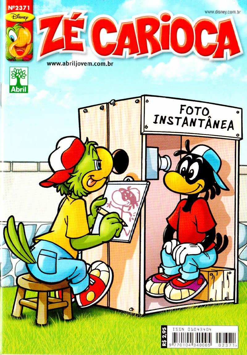 Zé Carioca nº 2371 (Maio/2012) (c/prévia) ZC237100