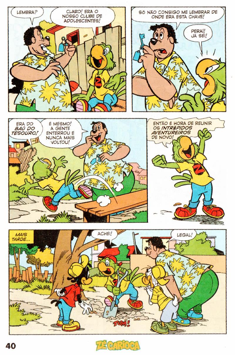 Zé Carioca nº 2371 (Maio/2012) (c/prévia) ZC237110
