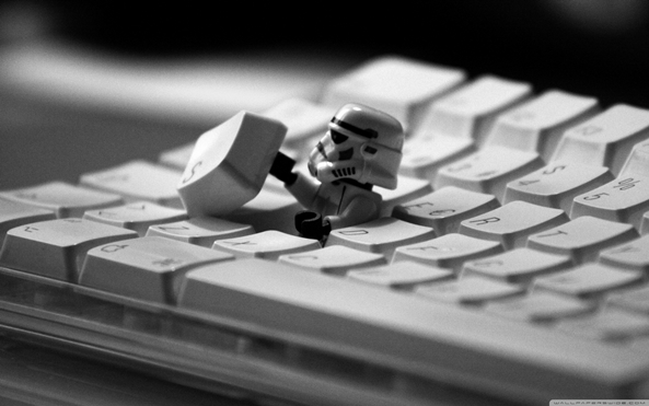 Photo of Wallpaper do dia: Star Wars…