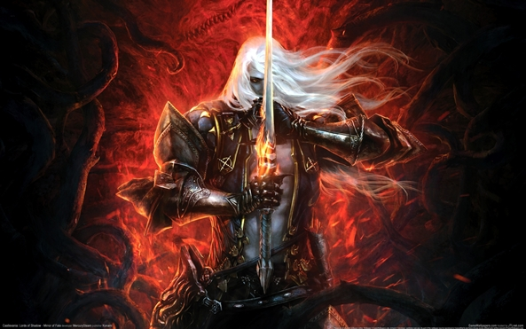 Photo of Wallpaper do dia: Castlevania LoS MoF!