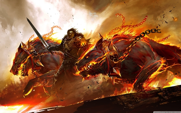 Photo of Wallpaper do dia: Guild Wars 2!
