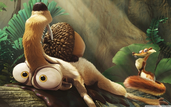 Photo of Wallpaper do dia: Ice Age!