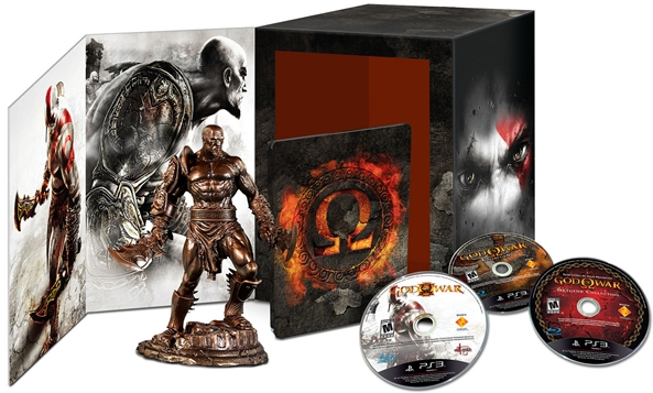 Photo of God of War Omega Collection! +Sony no Brasil