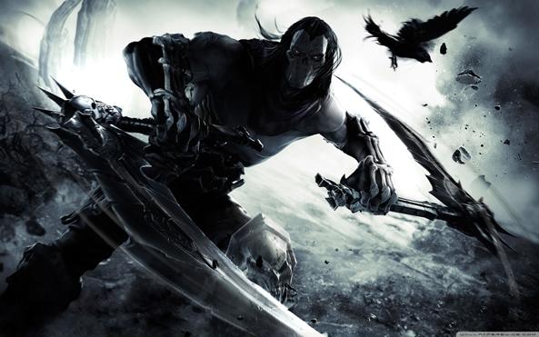 Photo of Wallpaper de ontem: Darksiders II!