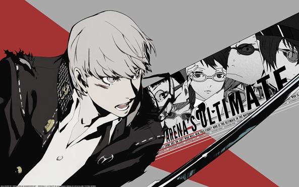 Photo of Wallpaper do dia: Persona 4 Arena!