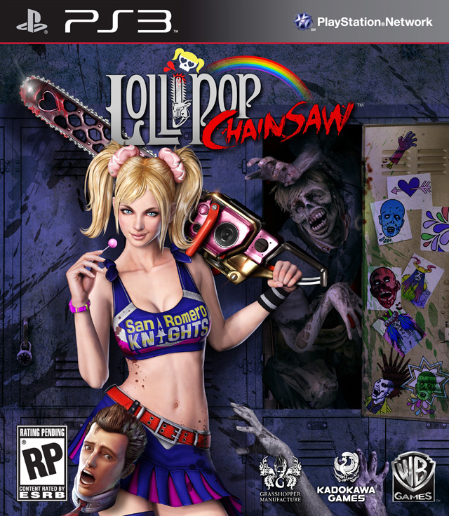 Photo of Semana em Games: Lollipop Chainsaw!