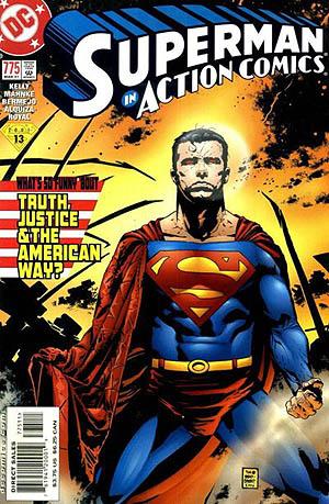 Photo of Superman contra A Elite