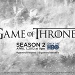 Game of Thrones season 2a 150x150 Wallpaper do dia: Game of Thrones!
