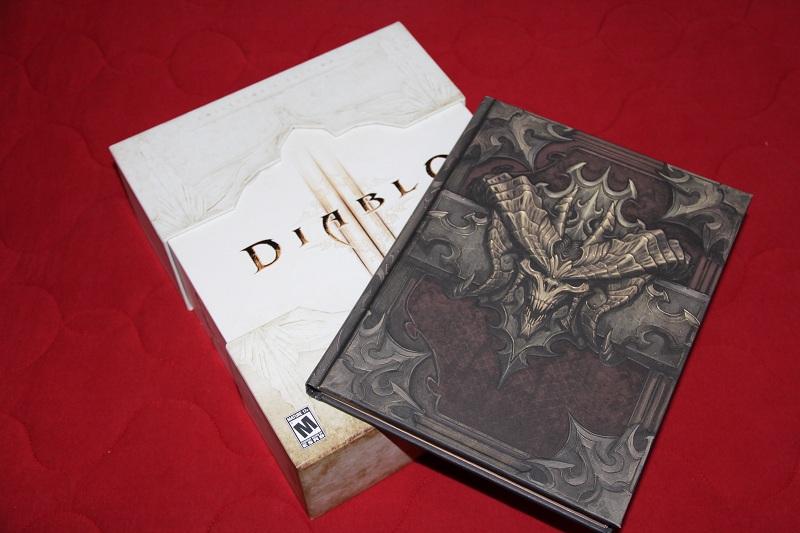 Photo of Dia de Correio: Diablo III CE e Book Of Cain