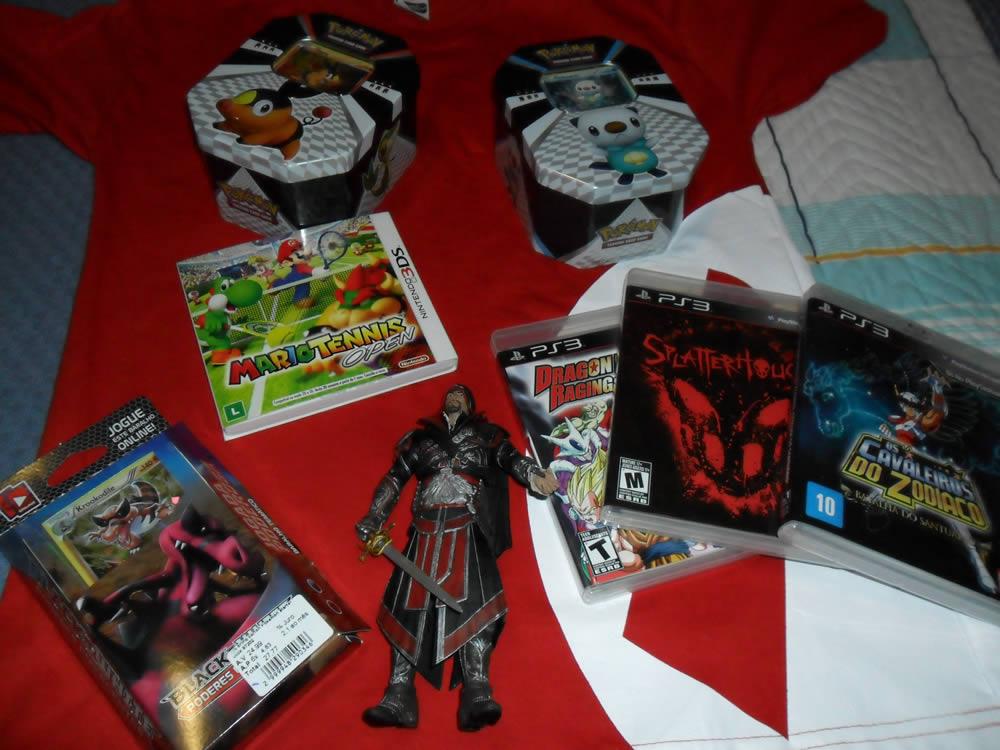 Photo of Dia de Correio: Games e TeeFury!!!
