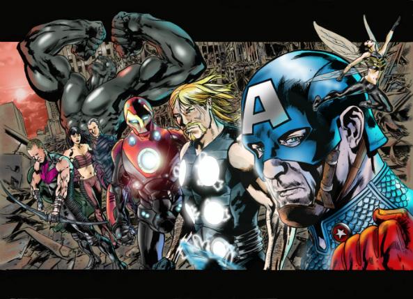 Photo of Checklist Marvel/Panini – Junho 2012
