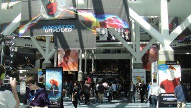 E3 2012 barrinha