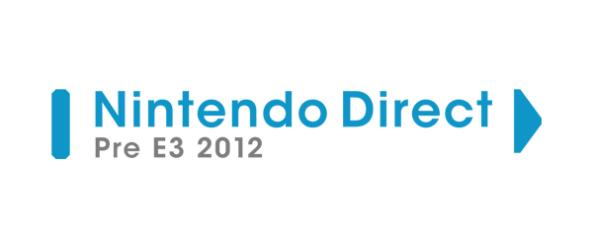 Photo of Nintendo Direct Pre E3 2012 – Acabou!