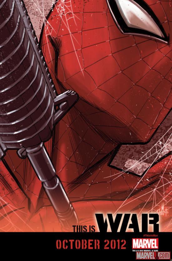 Photo of Marvel avisa: Isto é Guerra!
