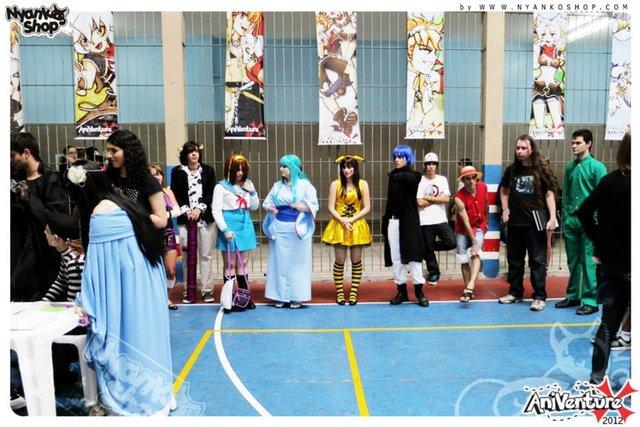Photo of #PdR – Cobertura: Aniventure 2012 – Itajai-SC