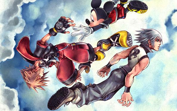 Photo of Wallpaper de ontem: Kingdom Hearts CoM!