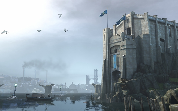 Photo of Wallpaper do dia: Dishonored!