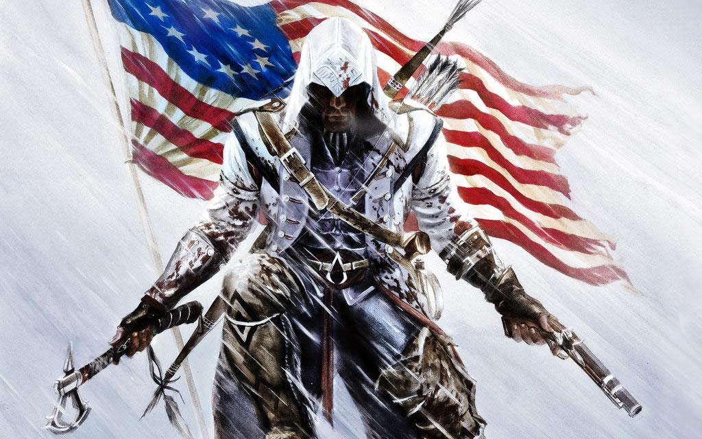 Assasins Creed III Independence Day