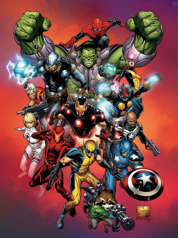 Photo of Marvel Now!