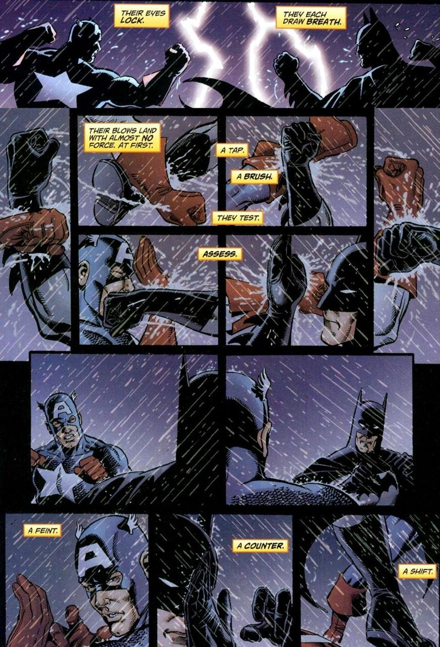 Photo of Crossover – Batman vs. Capitão América! (YouTube)