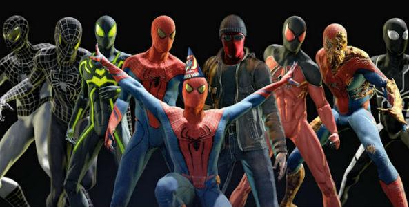 festa do cabide Jogando: O Espetacular Homem Aranha