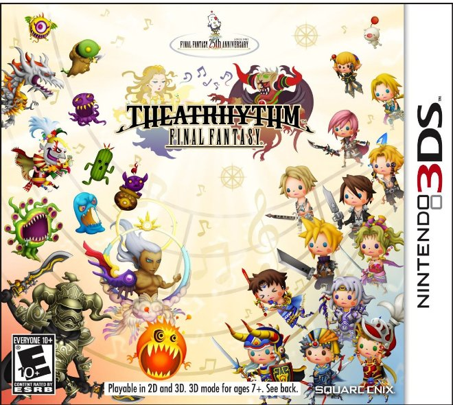 Photo of Semana Em Games: Theatrhythm F.F.!
