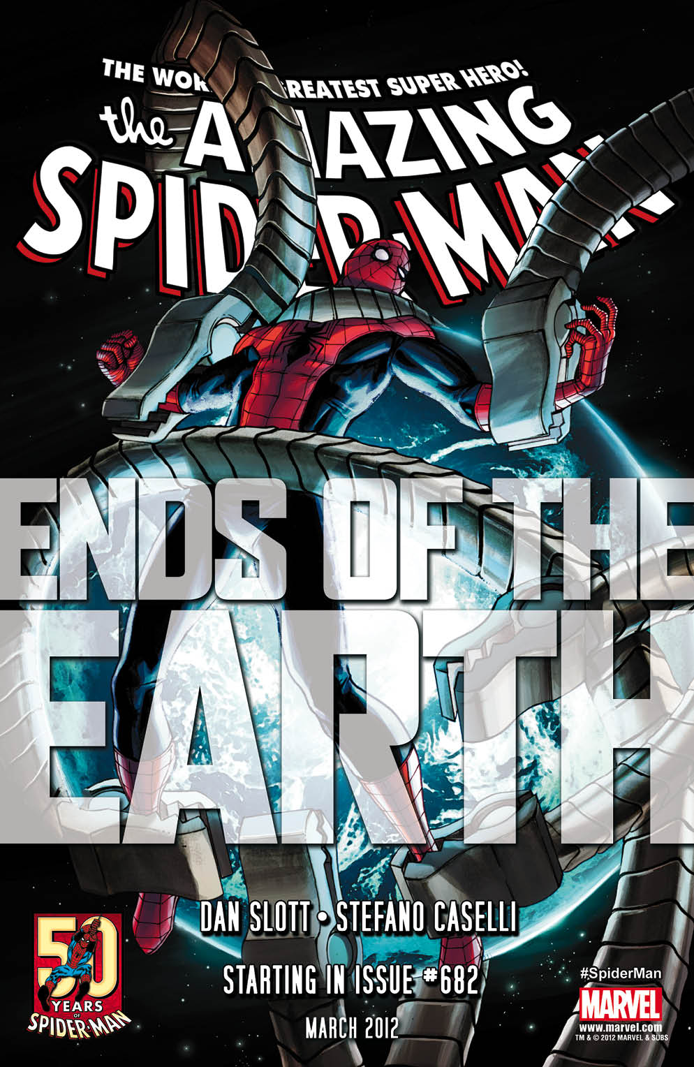 Photo of Spider-Man: Ends Of The Earth!
