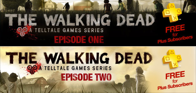 The Walking Dead: Episode 1 & Episode 2