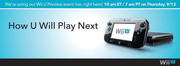 Photo of Acompanhe os detalhes do WiiU nos EUA!