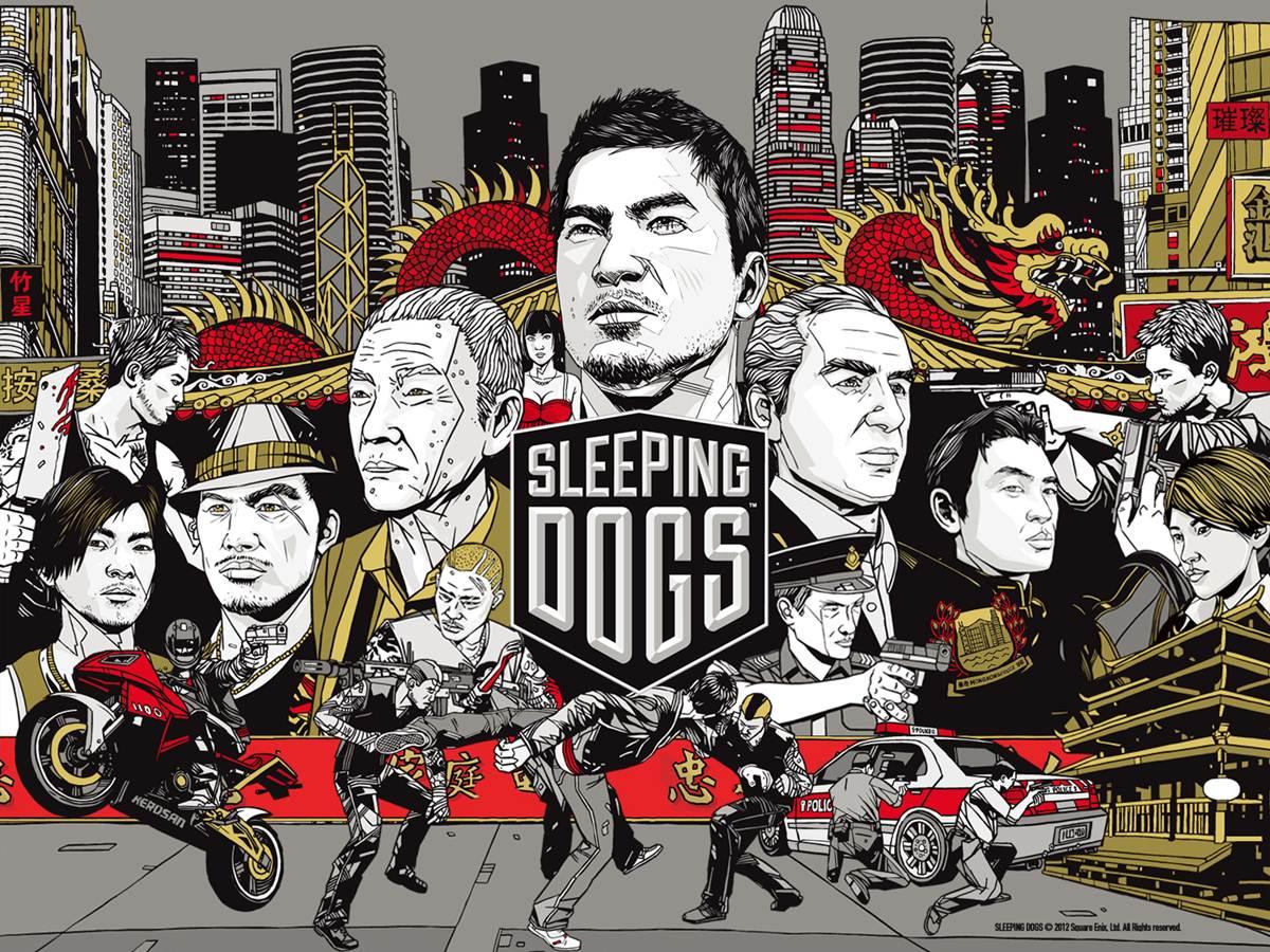 Photo of Os cães e as tretas de Hong Kong!